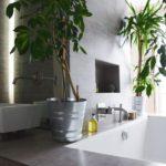 Salle de bain rénovée par HUGGY