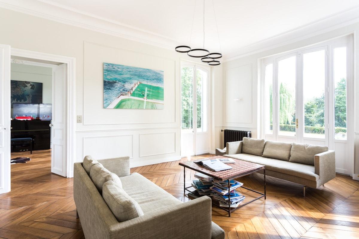 Rénovation à Croissy sur Seine 6