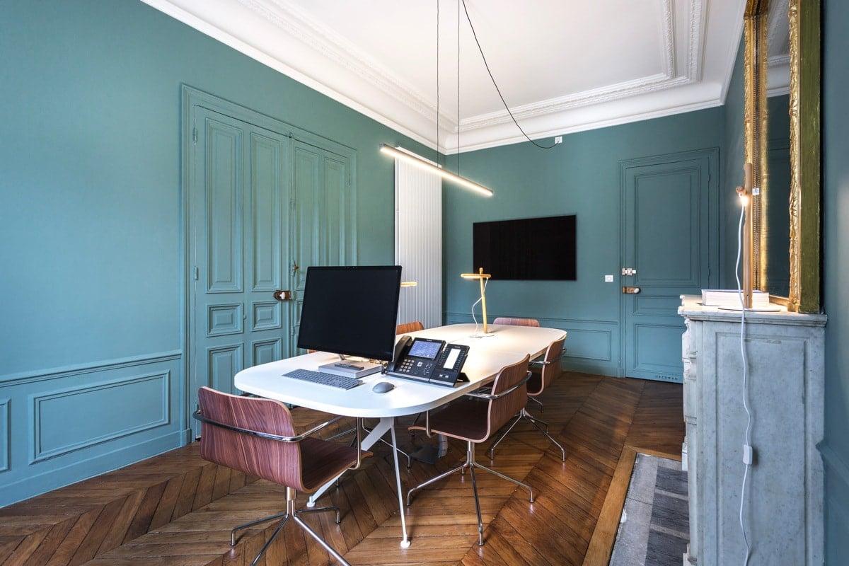 Rénovation de bureaux pour une agence immobilière 1