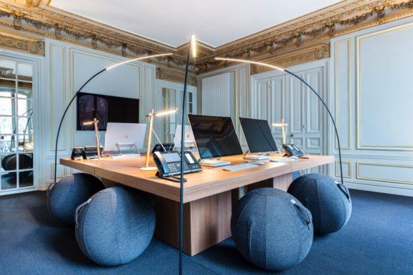 Rénovation de bureaux pour une agence immobilière 4