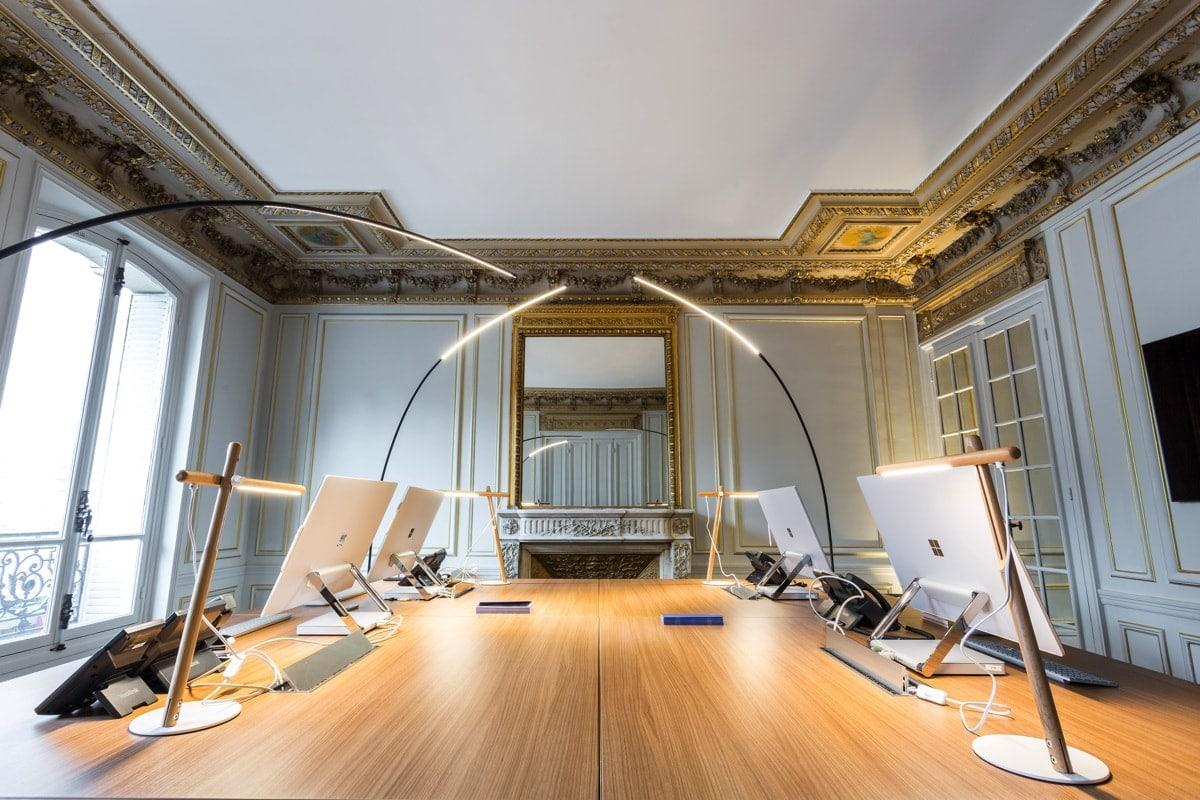 Rénovation de bureaux pour une agence immobilière 6