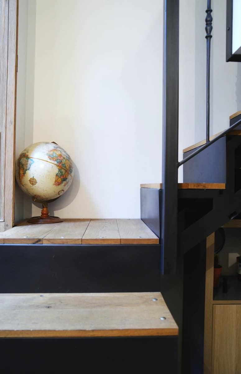 Rénovation d'un appartement haussmanien avec création de mezzanine 7