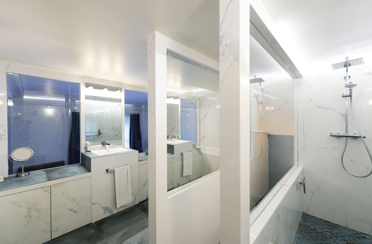 Rénovation d'un appartement haussmanien avec création de mezzanine 13