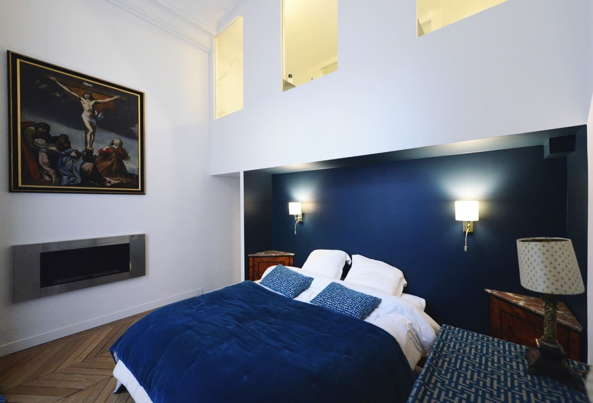 Rénovation d'un appartement haussmanien avec création de mezzanine 16