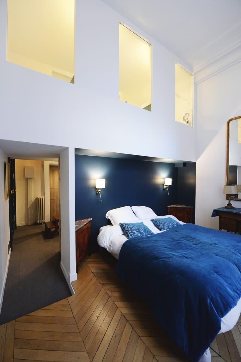 Rénovation d'un appartement haussmanien avec création de mezzanine 17