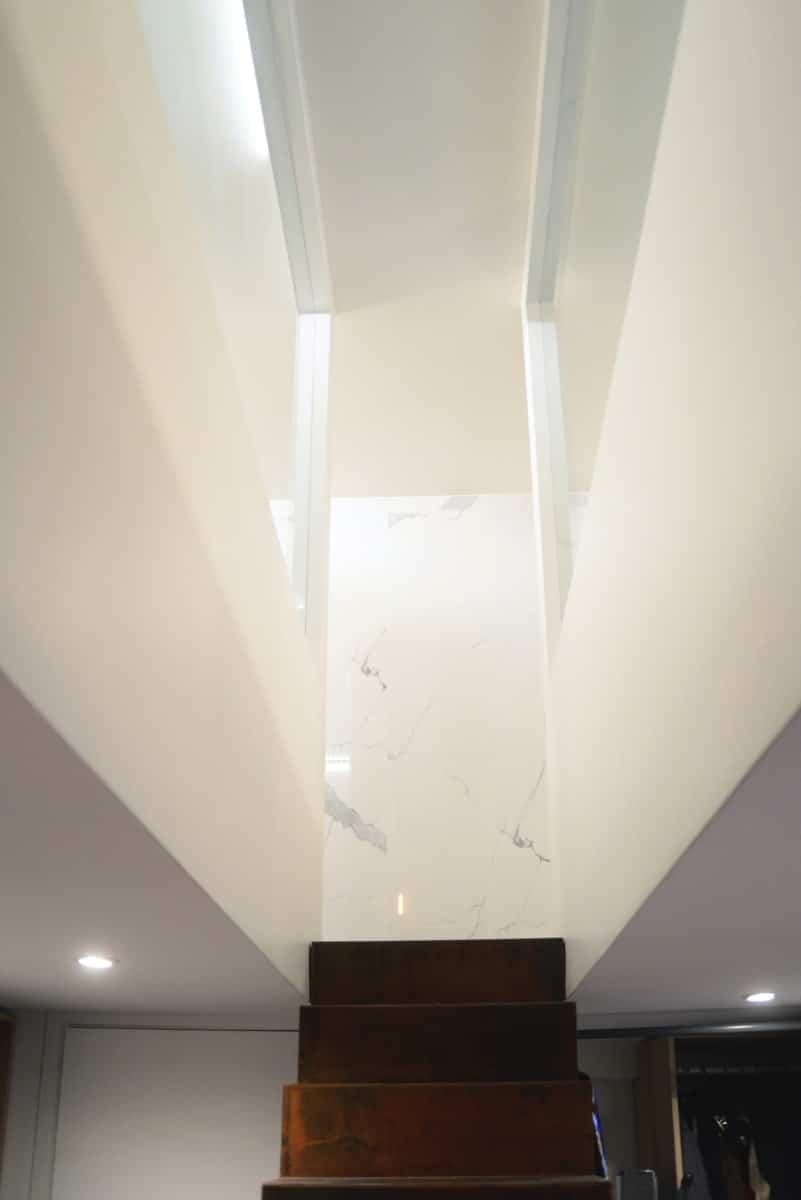 Rénovation d'un appartement haussmanien avec création de mezzanine 19