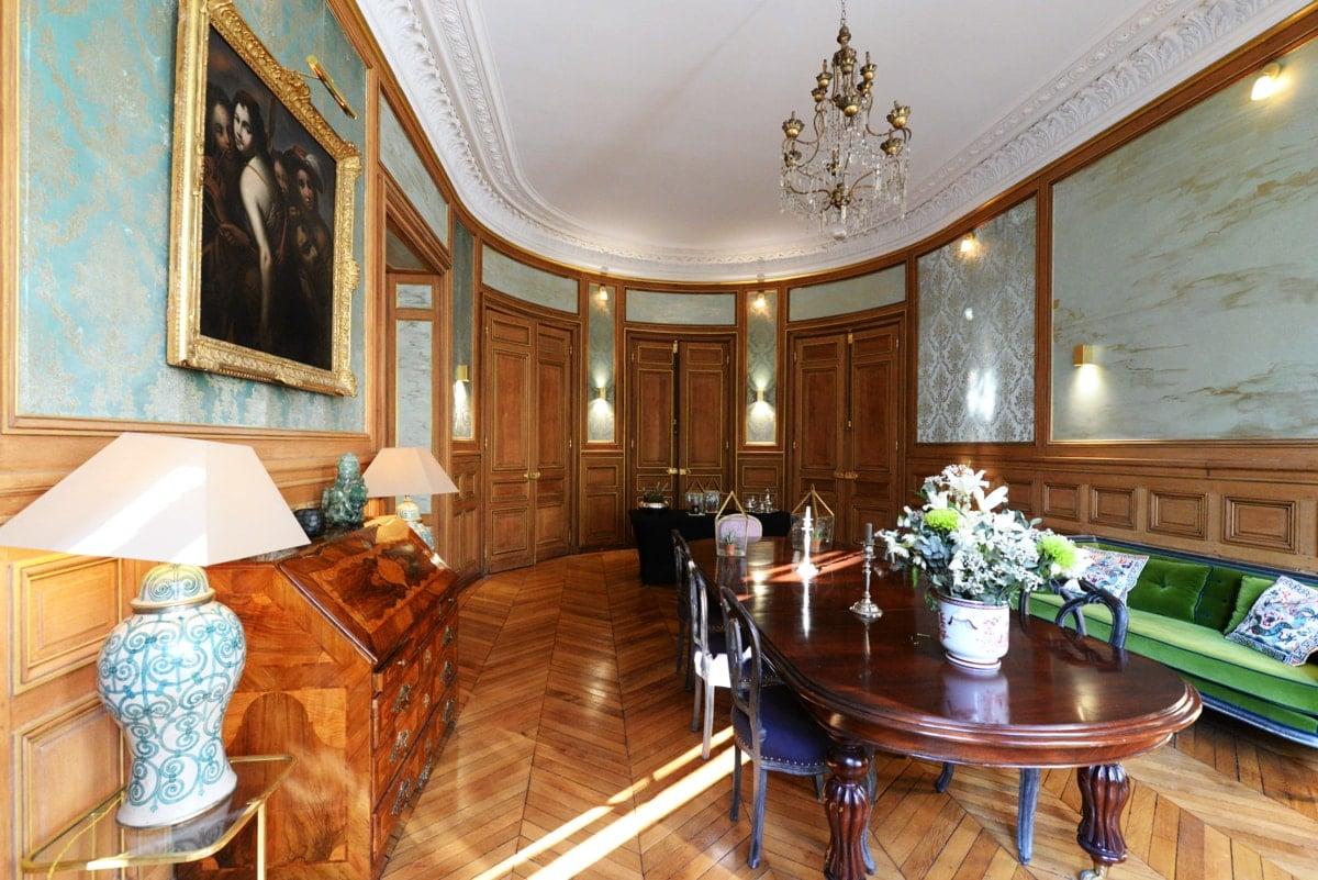 Rénovation d'un appartement haussmanien avec création de mezzanine 25