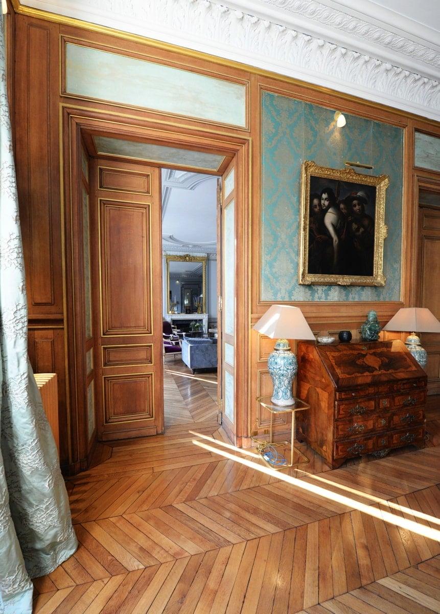 Rénovation d'un appartement haussmanien avec création de mezzanine 26
