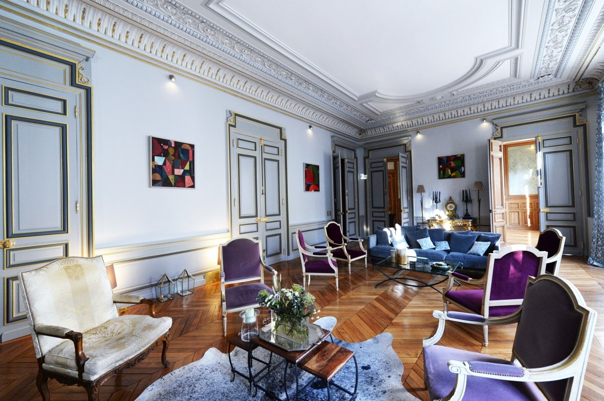 Rénovation d'un appartement haussmanien avec création de mezzanine 27