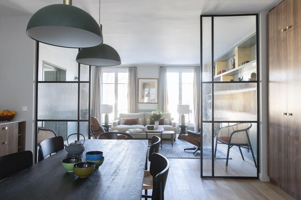 Rénovation Appartement de charme et élégant 09