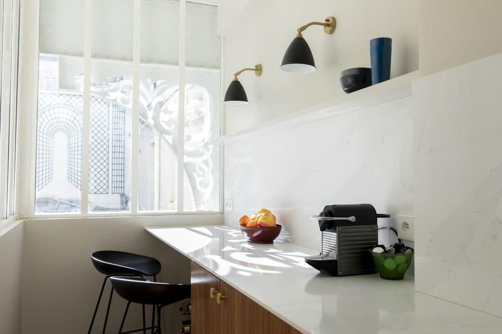 Rénovation Appartement de charme et élégant 10