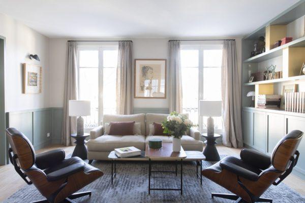 Rénovation Appartement de charme et élégant 11