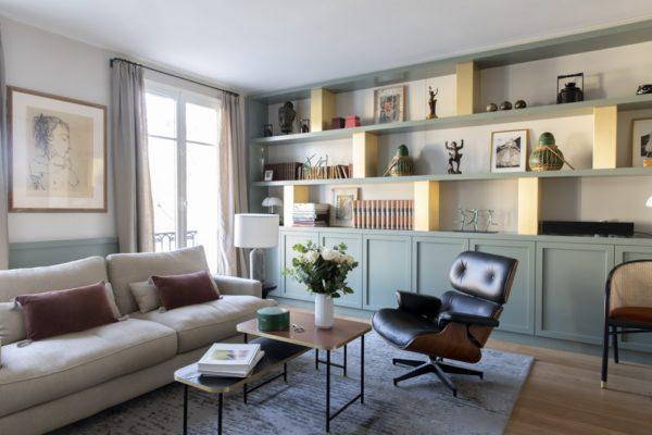 Rénovation Appartement de charme et élégant 12