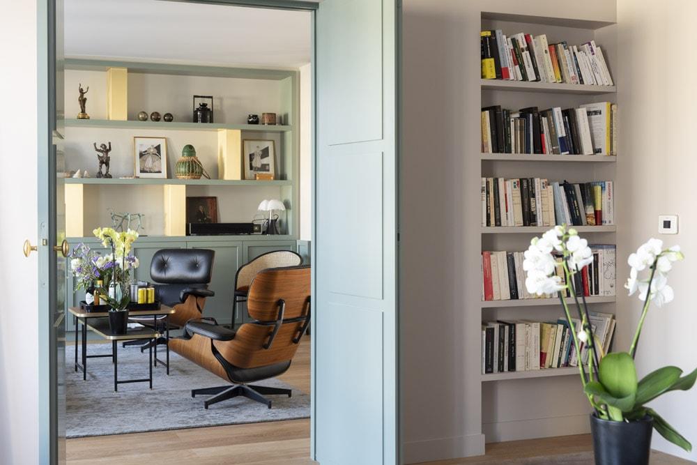 Rénovation Appartement de charme et élégant 14