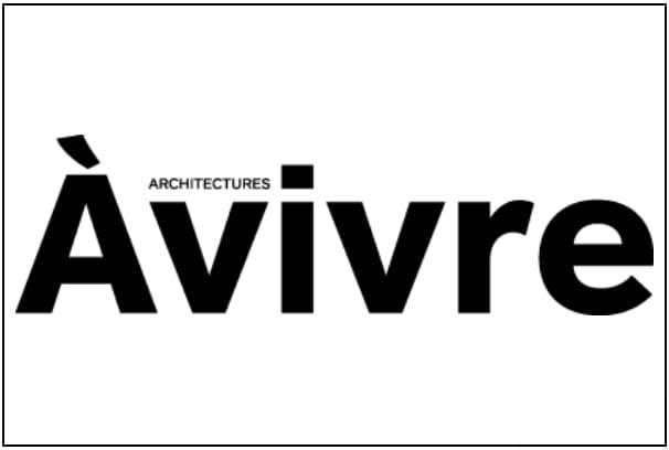 Logo Architectures à Vivre
