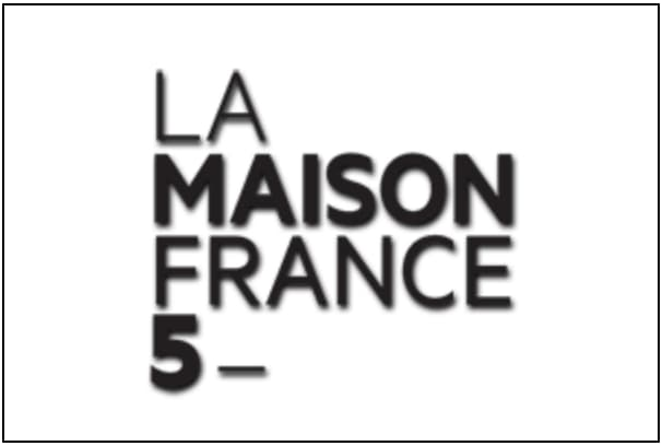 Logo La Maison France 5