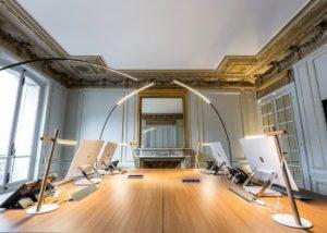 Rénovation d'une agence immobilière de luxe