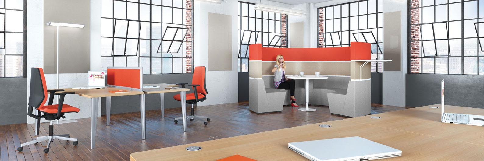 La base des travaux d'aménagement de bureau