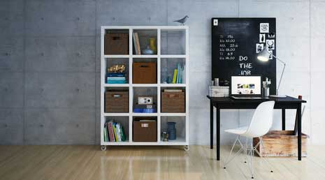 Un mur ardoise ou version paperboard