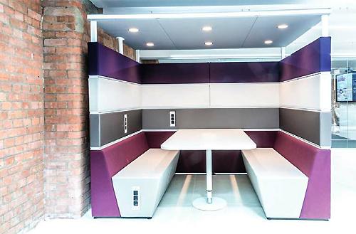 N POD Box Espace de coworking modulaire