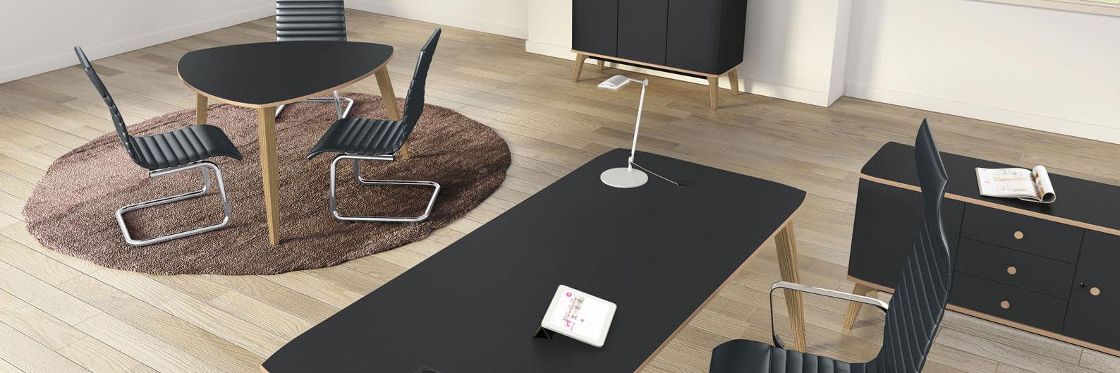 Table et bureau design pour meubler vos locaux professionnels