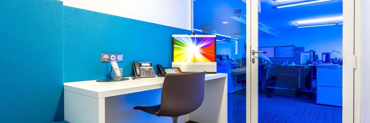 SSII l'aménagement de vos bureaux informatiques