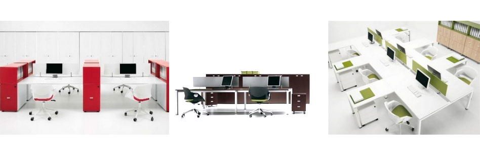 Meuble de bureau A4 du mobilier modulable