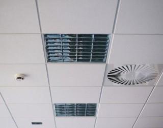 Faux-plafonds pour l'aménagement de vos bureaux
