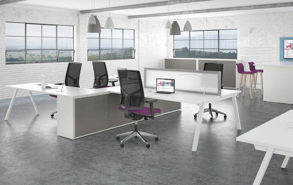 Mobiliers de bureaux pour locaux professionnels