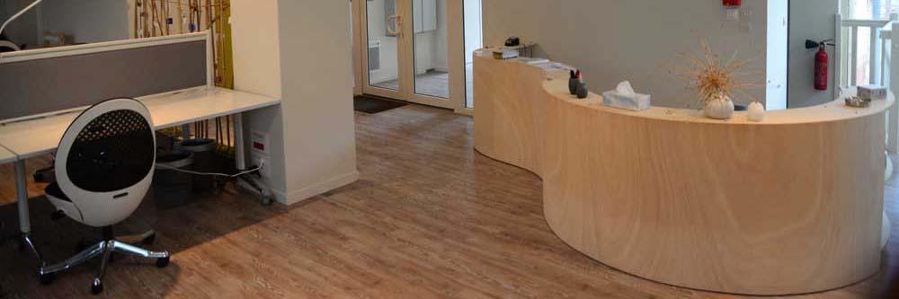 Aménagement et décoration de bureaux sur mesure
