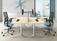 Aménagement contemporain de bureaux avec Pure Evolution
