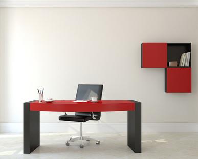 Des meubles de bureau plus petits