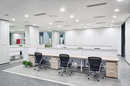 """Un mobilier de bureau """"collaboratif"""""""