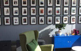 Aménagement des bureaux de start-up à Versailles