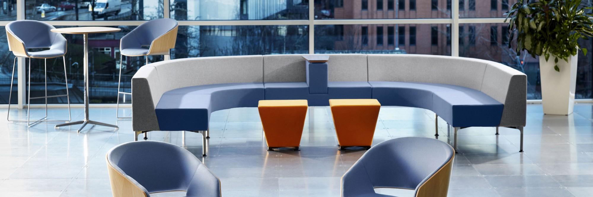 Savoir-faire RG Conseils pour l'aménagement de bureaux