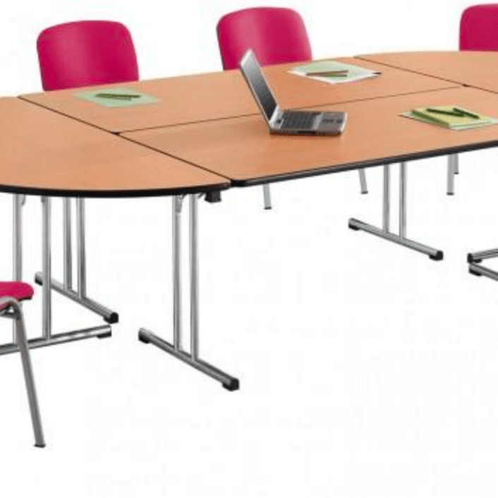 Tables pliantes pour salles de réunion