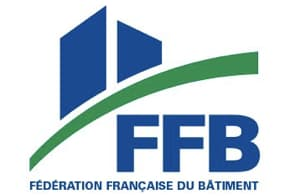 Logo de la FFB - Fédération Française de Bâtiment