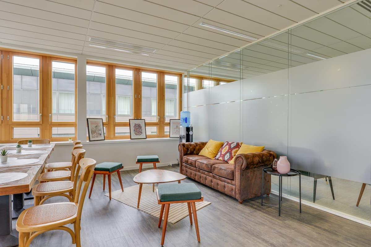 Création d'un espace détente pour des bureaux