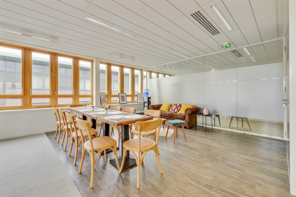 Espace détente - bureaux à Saint Denis