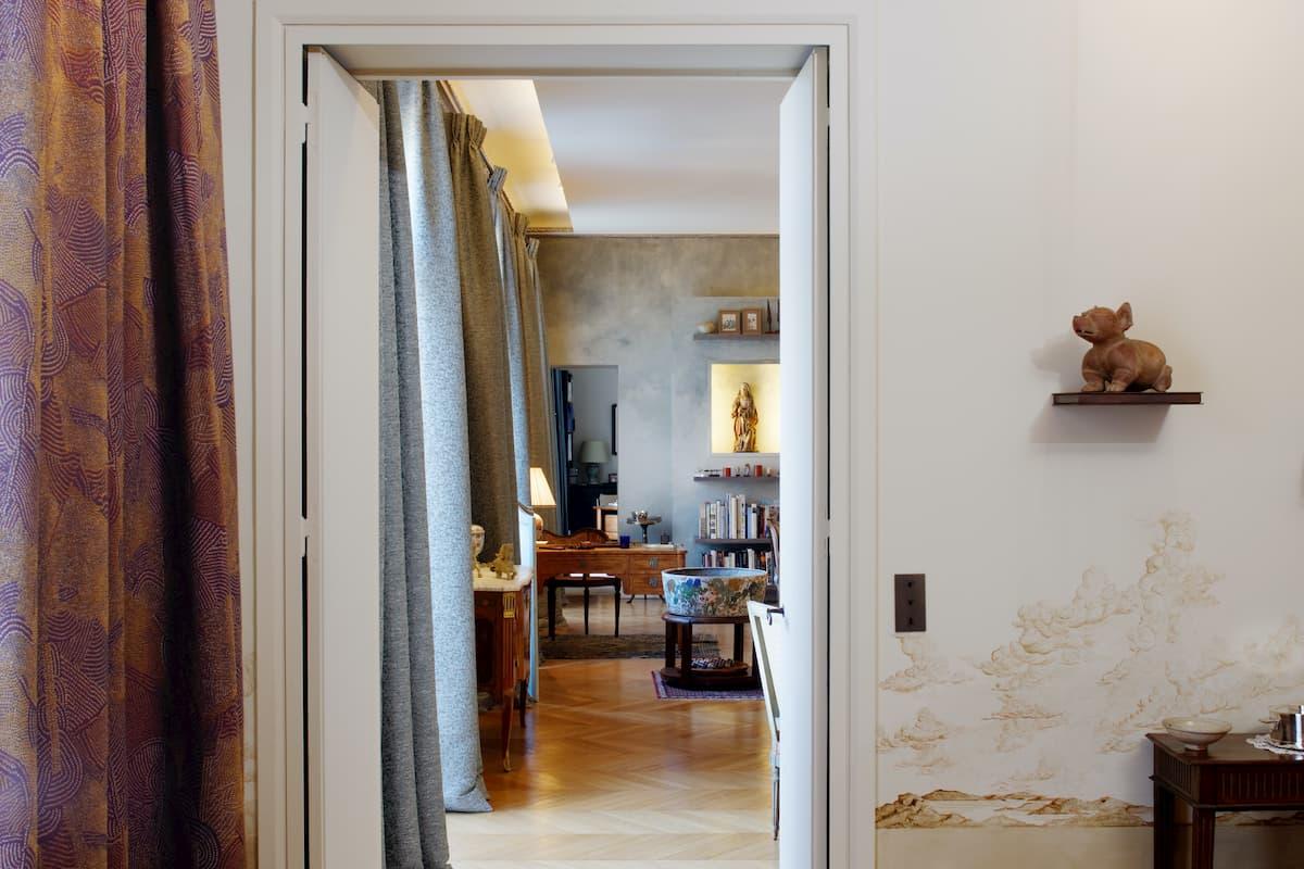 Rénovation d'appartement près des invalides, Paris, 04