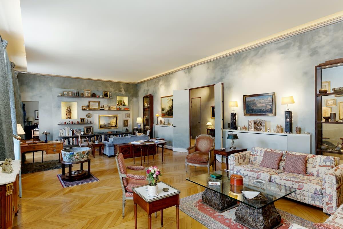 Rénovation d'appartement près des invalides, Paris, 116