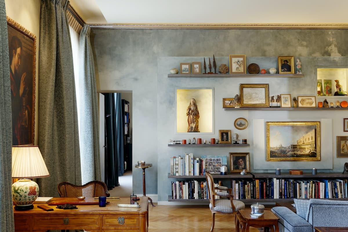 Rénovation d'appartement près des invalides, Paris, 12