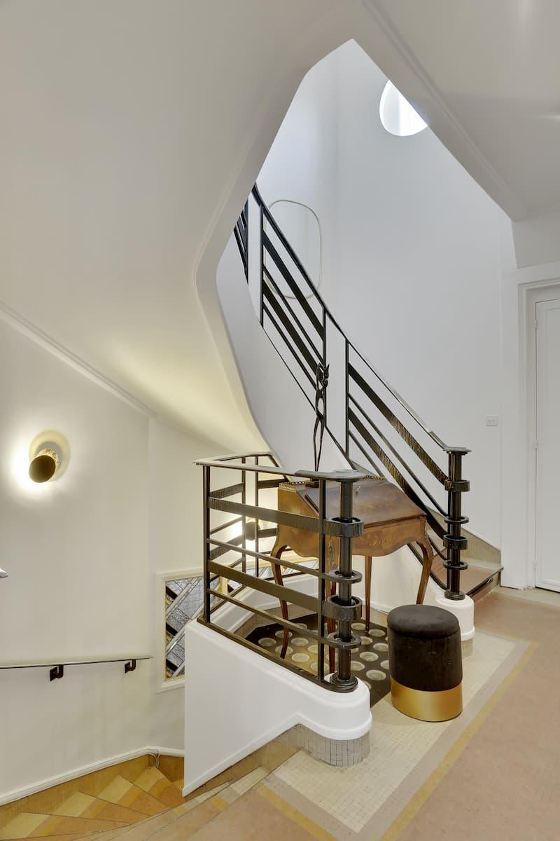 Escalier de duplex
