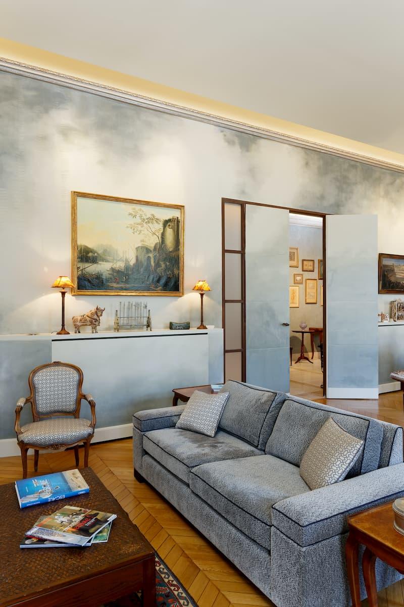 Rénovation d'appartement près des invalides, Paris, 13