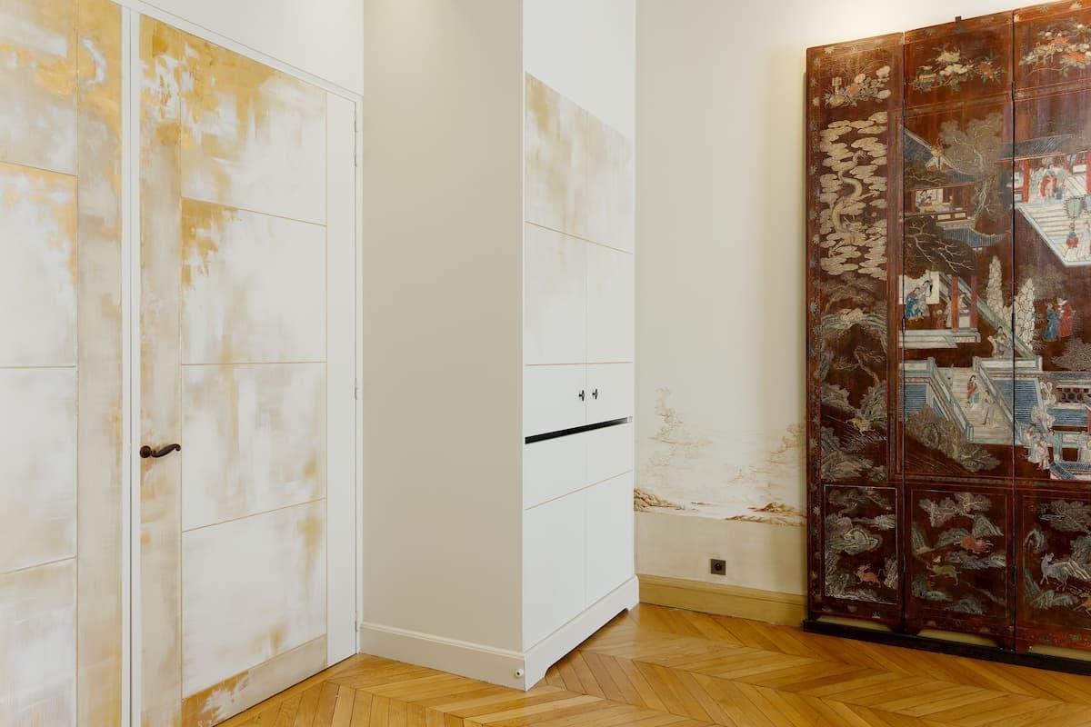 Rénovation d'appartement près des invalides, Paris, 17