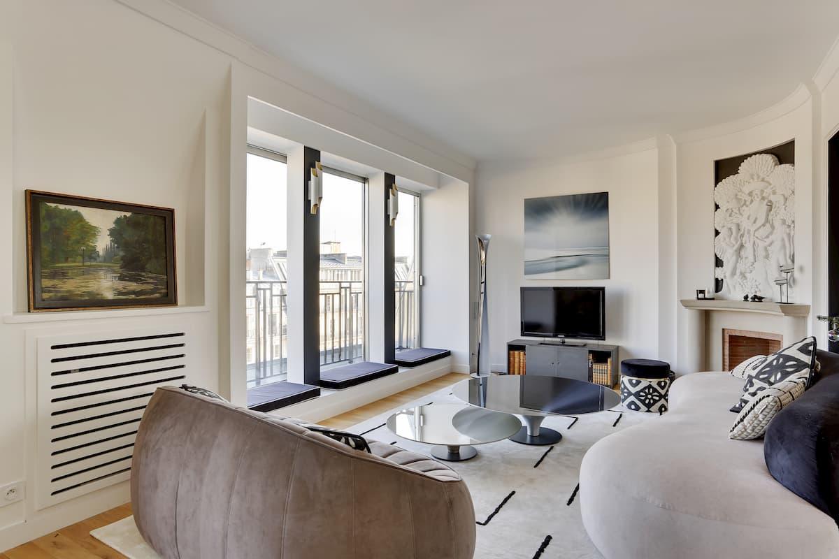 création de fenêtres dans un appartement