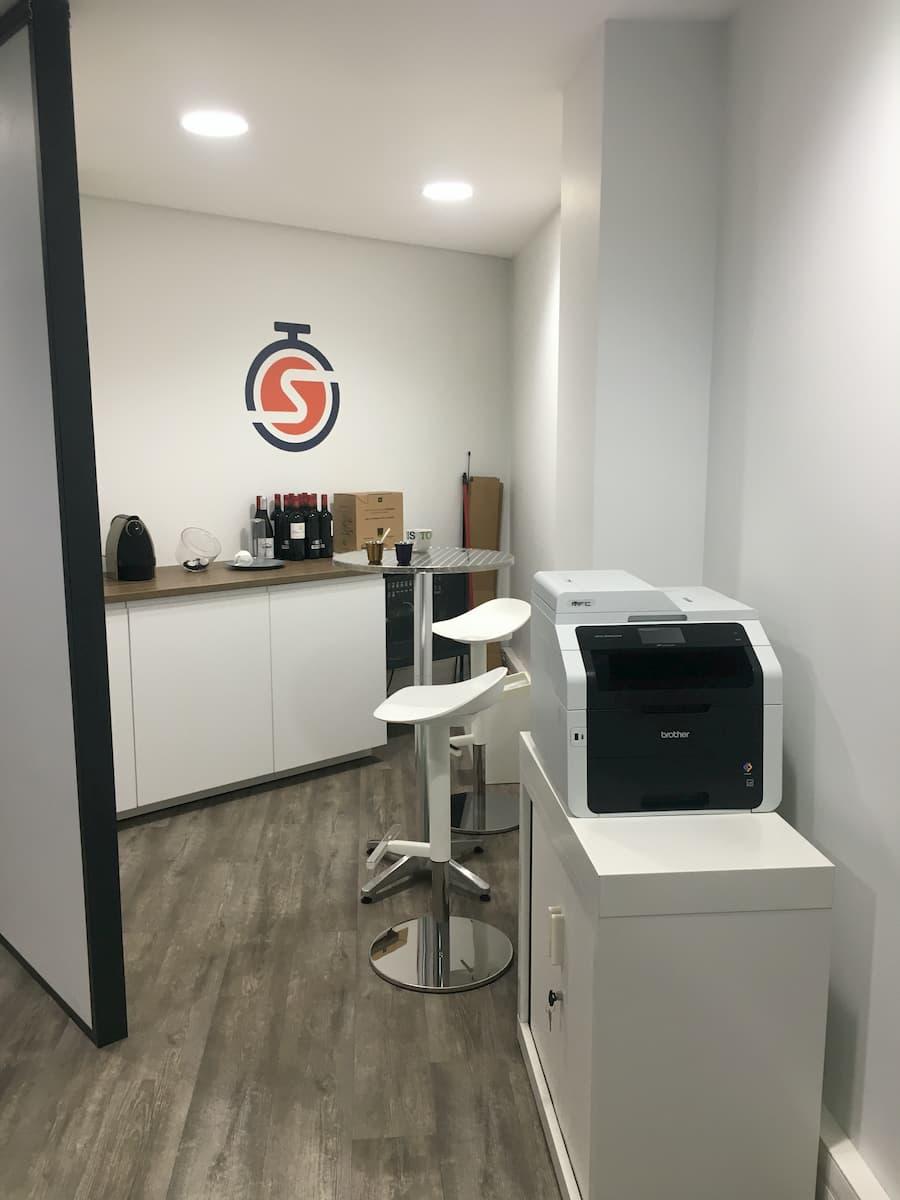 Aménagement de bureaux à Rueil Malmaison 8