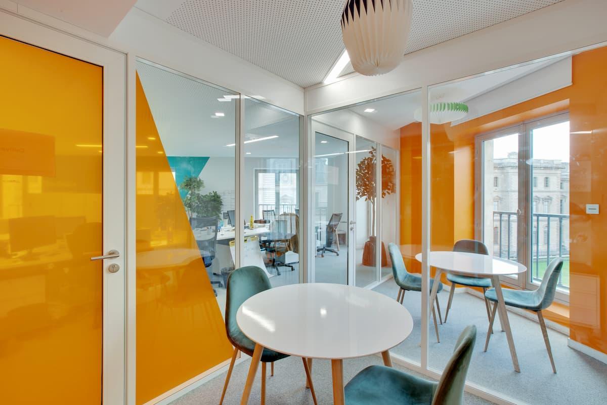 Aménagement de bureaux à Paris 15