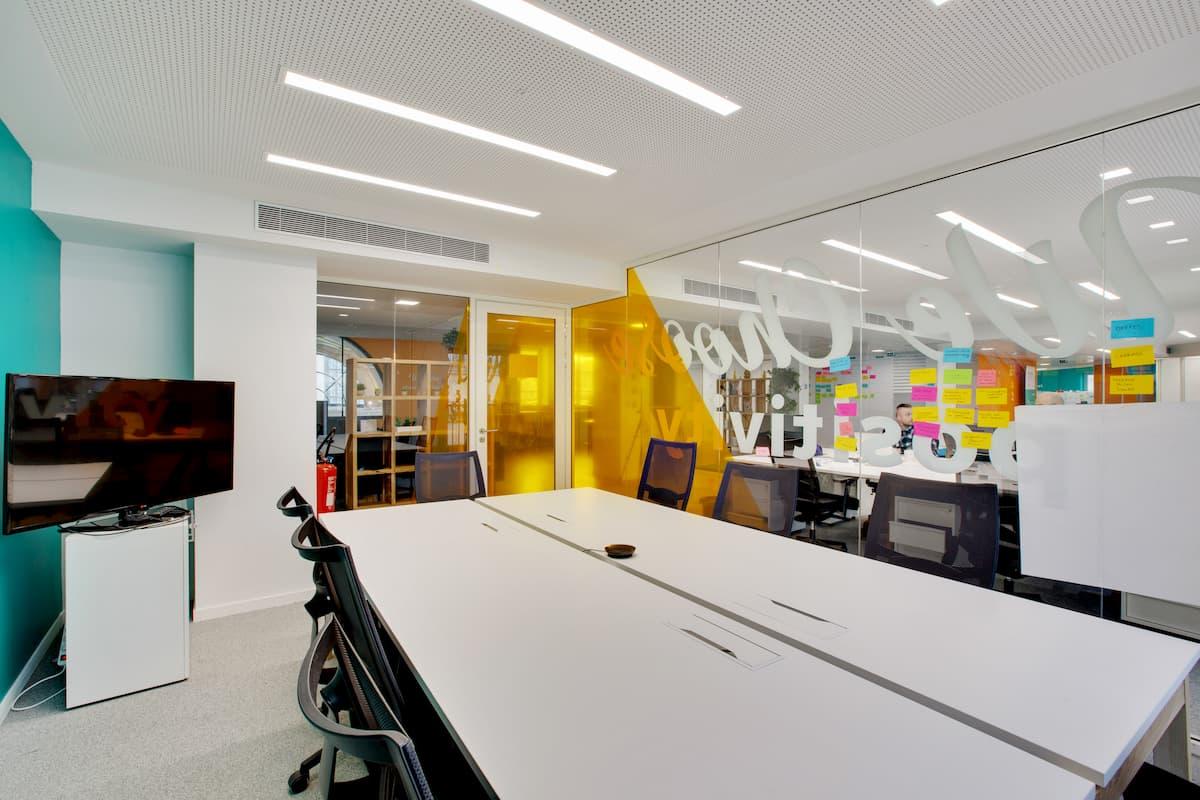 Aménagement de bureaux à Paris 6