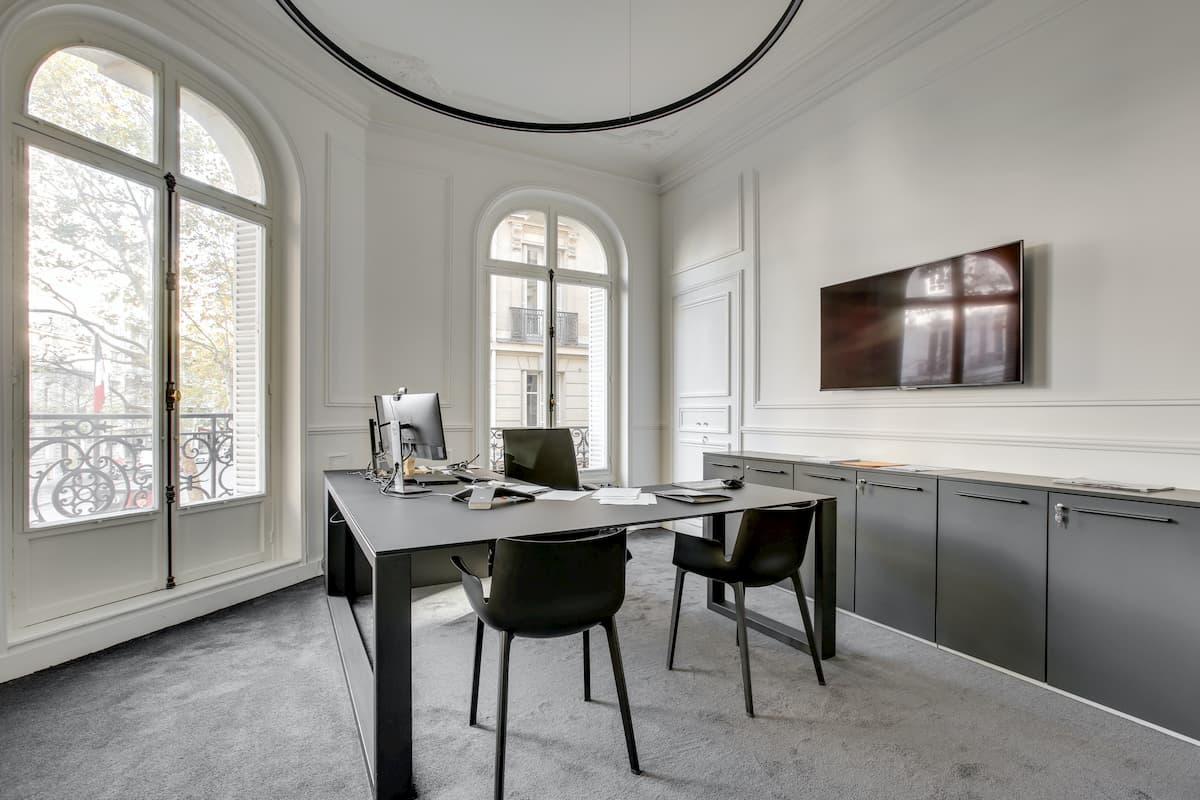 Bureau de direction | Rénovation des bureaux pour un cabinet d'avocats